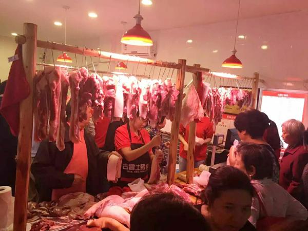 你还在为买不到正宗的土猪肉犯愁吗?寻古昌土猪肉