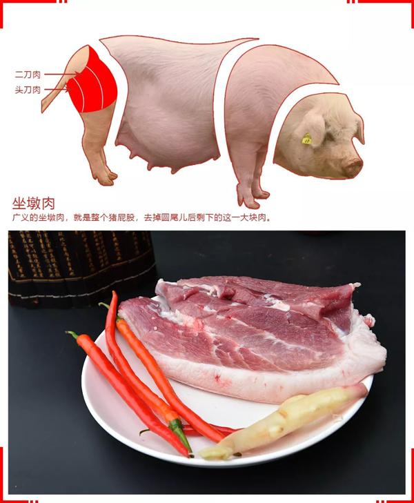 """土猪肉怎么做才好吃?保肋肉、三线肉等着这些词""""吃货""""必考知识点"""