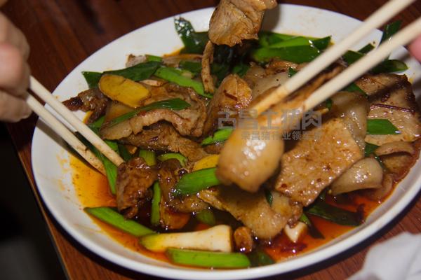 古昌土猪肉-第一期「陈渝大姐家庭菜培训」开始咯