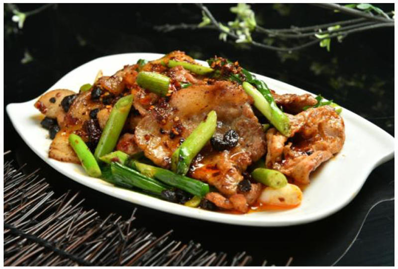 「小古美食」- 微辣咸鲜,豉香浓郁的盐煎肉这样做!