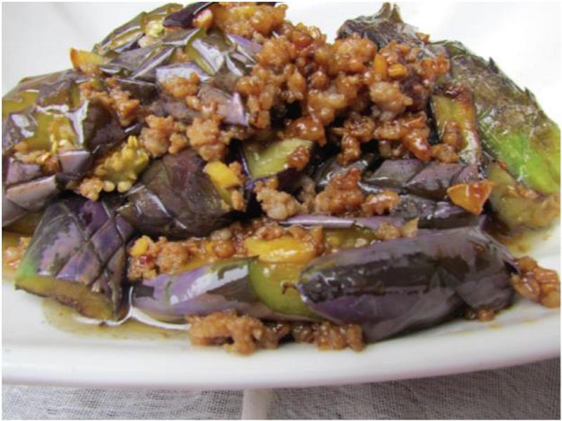 「小古美食」- 芳香四溢,好吃下饭的肉末茄子这样做!
