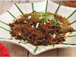 「小古美食」- 干香入味,肉末鲜香的蚂蚁上树这样做!