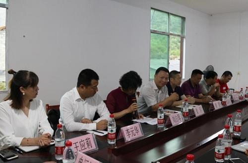 重庆市畜牧业协会2019年产业扶贫党建专题活动圆满结束