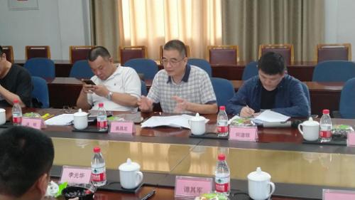 重庆市畜牧业协会召开非洲猪瘟防控暨产业扶贫工作座谈会