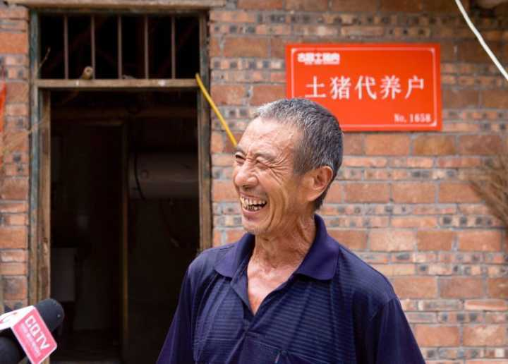 重庆土猪肉养殖基地在哪?荣昌猪养殖快速发展中