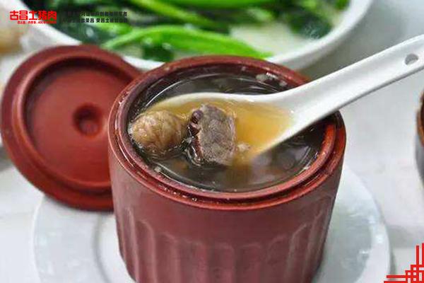 无花果猪肺汤